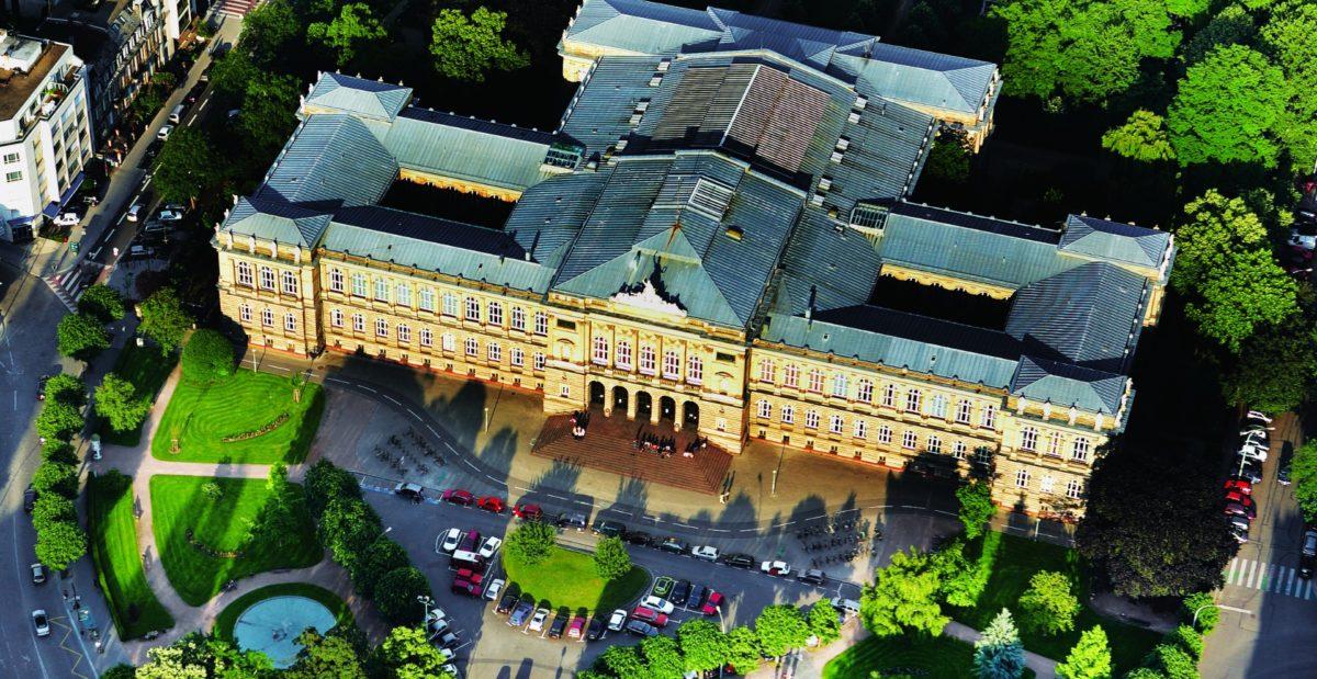 Palais U - Université de Strasbourg