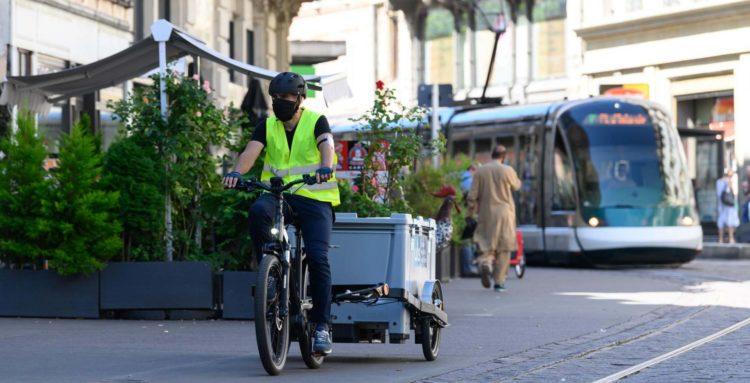 Les nouvelles mobilités douces dans la smart city Strasbourg