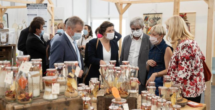 Inauguration de la Foire Européenne de Strasbourg 2020