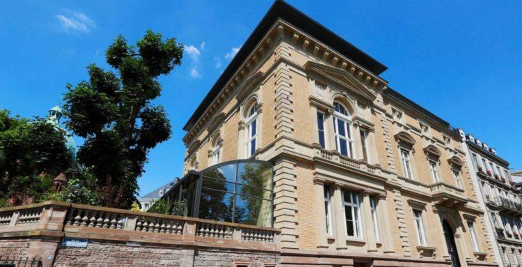 Villa quai Sturm à Strasbourg pour le tourisme d'affaires