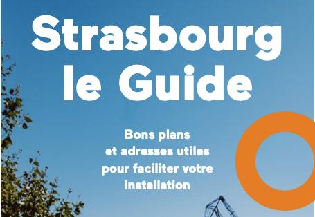 Strasbourg Guide d'accueil