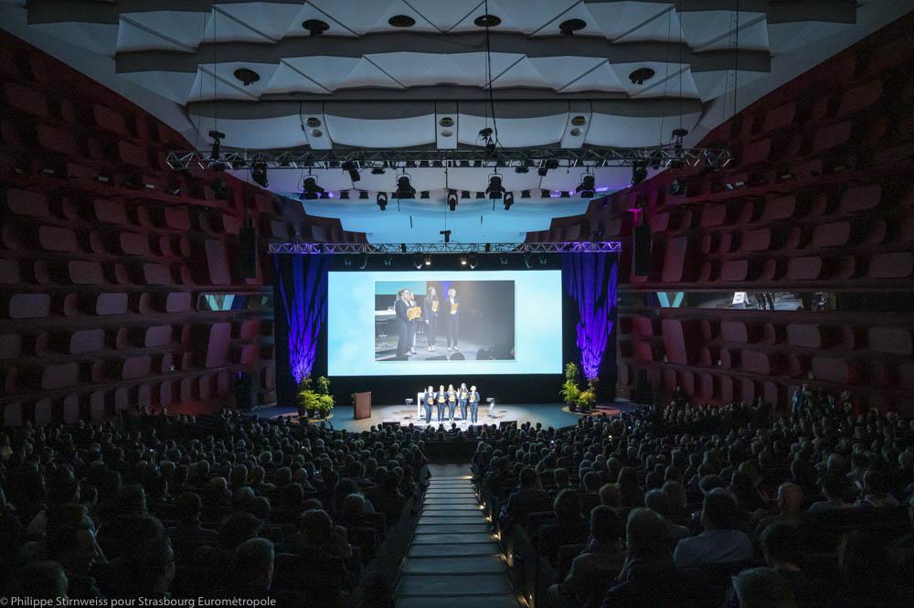 Palais de la Musique et des Congrès (PMC) - auditorium