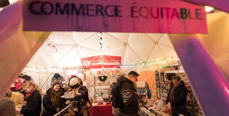 Le commerce équitable : exemple d'économie sociale et solidaire à Strasbourg