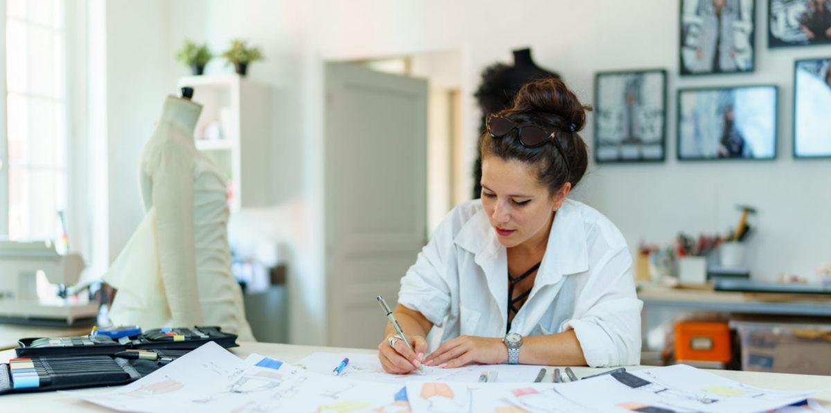 l'entrepreneuriat à Strasbourg, Adeline Zillox créatrice mode