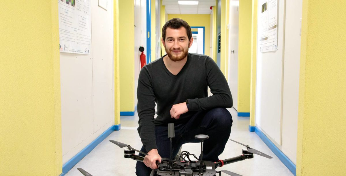 Julien Masseron obtient le prix Pepite ETENA 2020 à Strasbourg