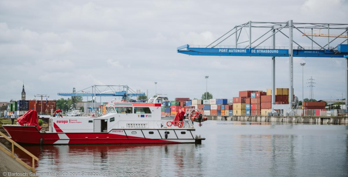 26 entreprises du Port Autonome de Strasbourg sont engagées dans une démarche de développement durable