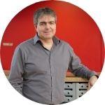 Denis Cavallucci, le responsable de la chaire industrielle AIARD à l'INSA Strasbourg