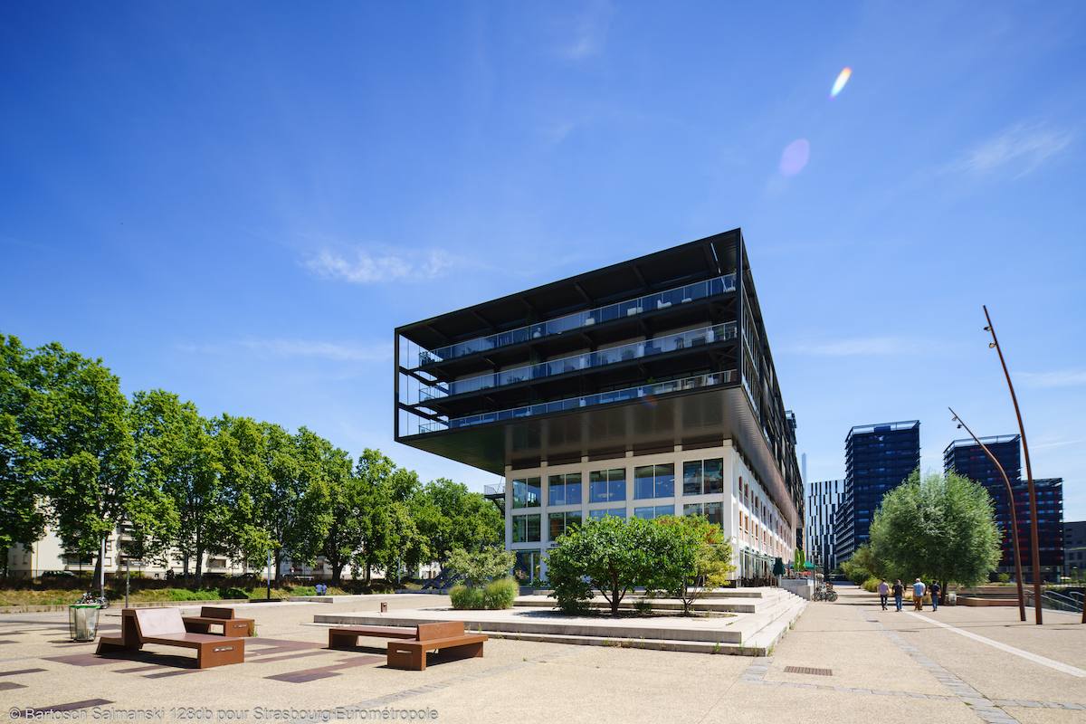 Business - Reprendre une entreprise à Strasbourg Malraux