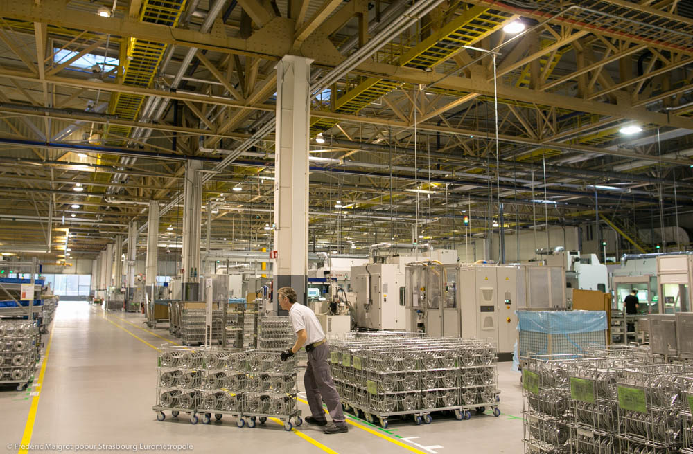 PUNCH Powerglide Strasbourg : conception et fabrication de boîtes de vitesses automatiques et de composants automobiles