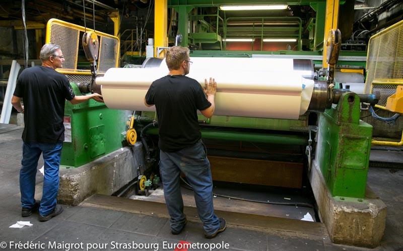 Manufacture de papiers LANA