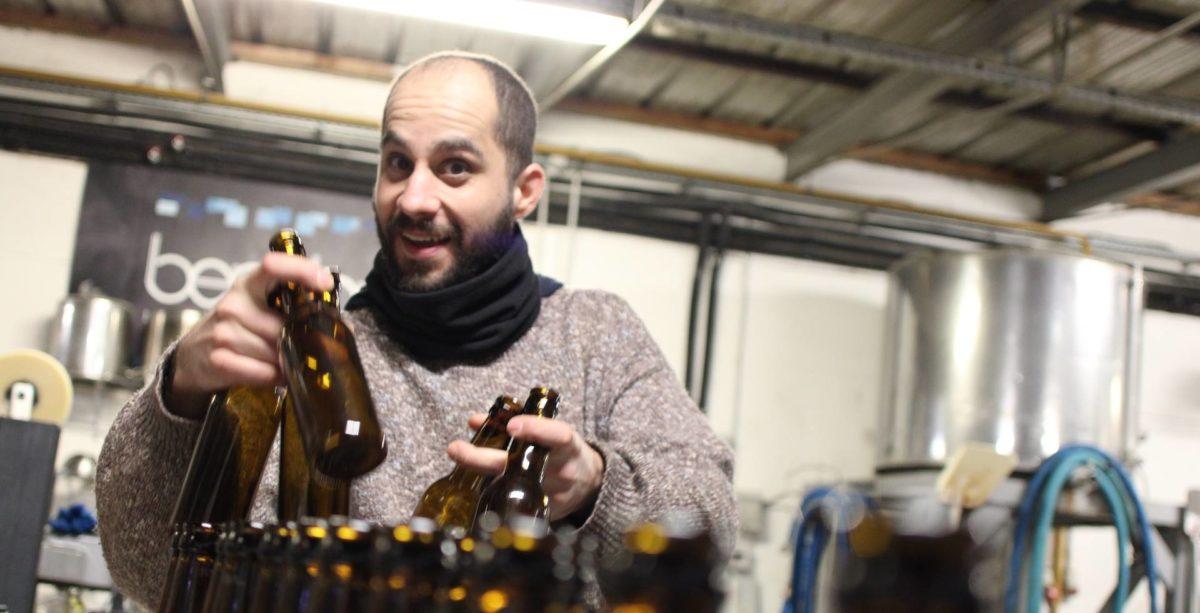 Consignation des bouteilles de la brasserie Bendorf