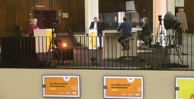 Evénement digital au coeur du Palais de la Musique et des Congrès de Strasbourg