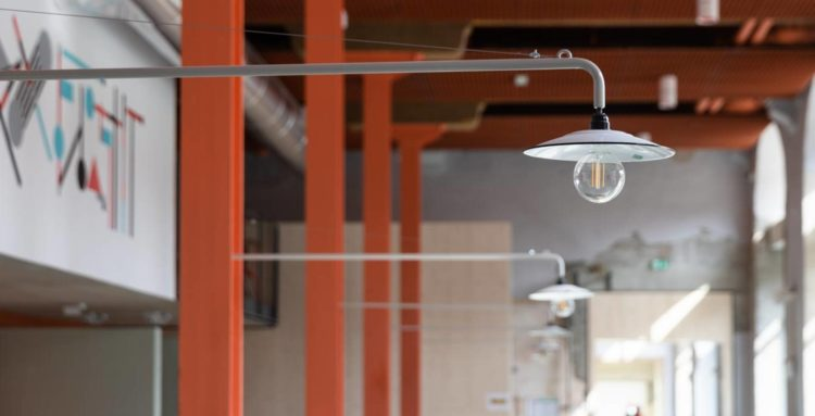 décoration néo industrielle